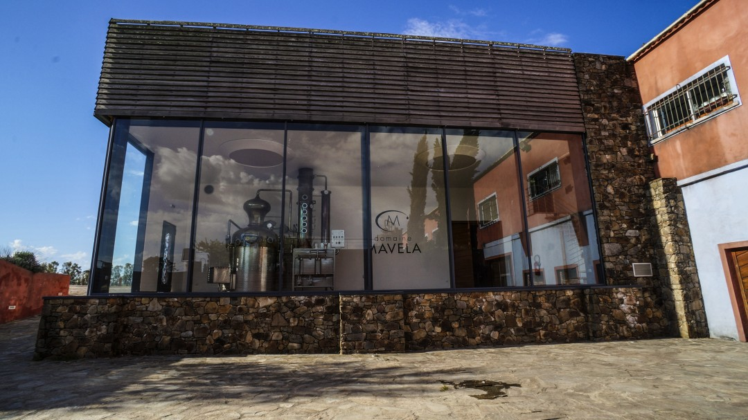Corsian Whiskies Distillery