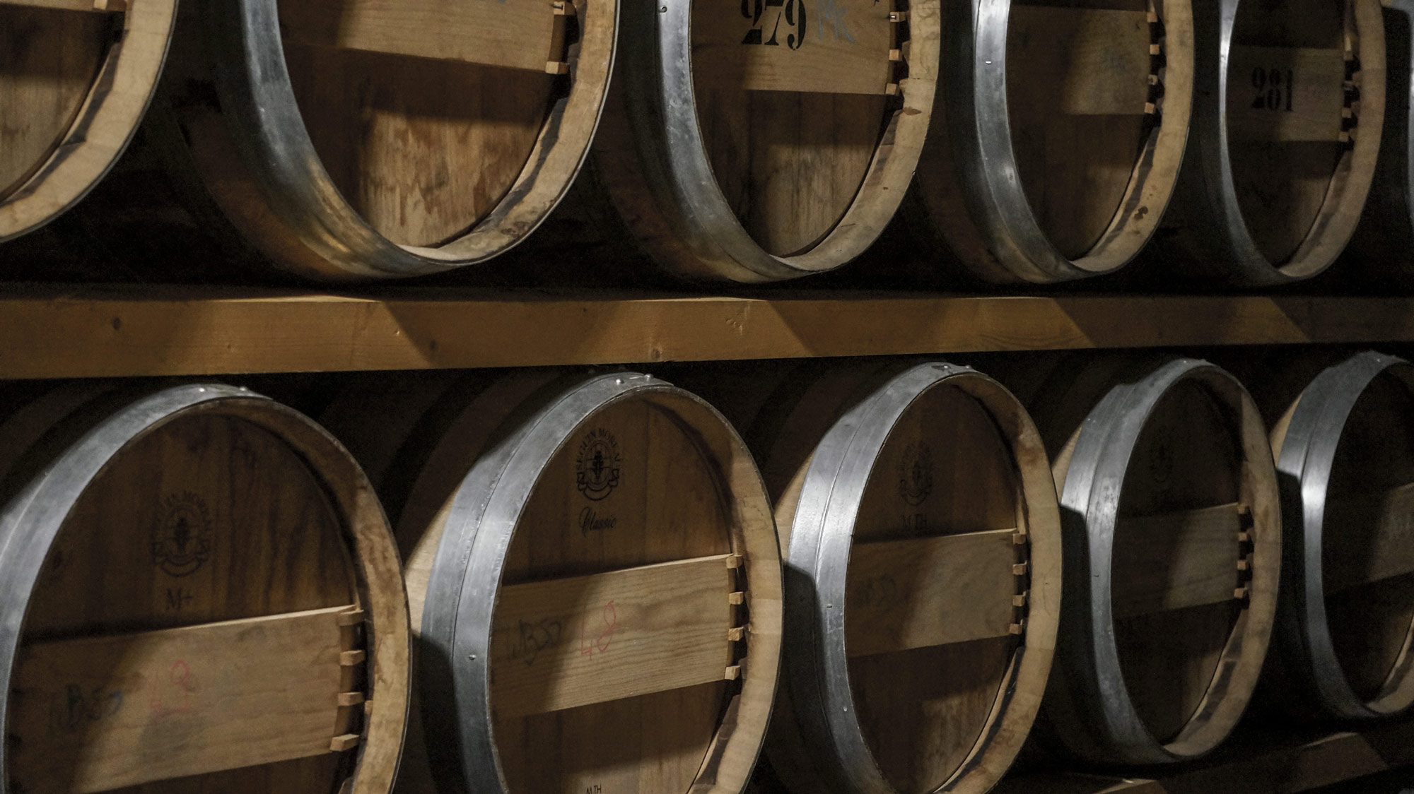 Whiskey reveals its aromas in Mavela barrels